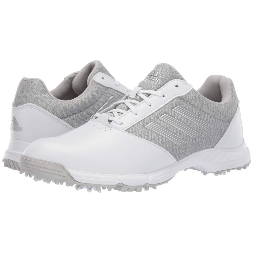 アディダス adidas Golf レディース シューズ・靴 スニーカー【Tech Response】White/Silver Metallic/Grey Two