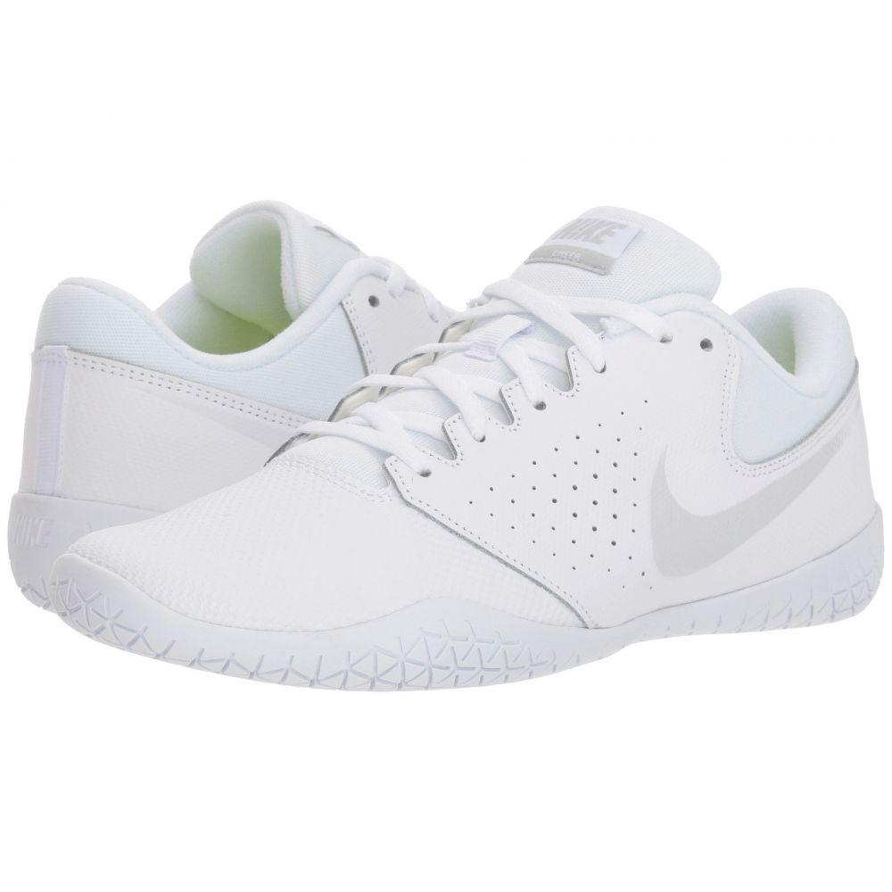 ナイキ Nike レディース シューズ・靴 スニーカー【Sideline IV】White/Pure Platinum/White