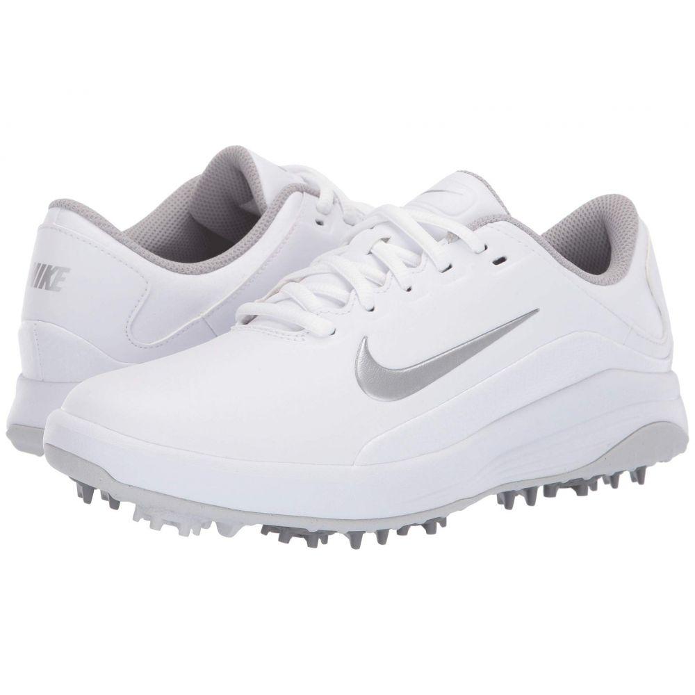 ナイキ Nike Golf レディース シューズ・靴 スニーカー【Vapor】White/Metallic Silver/Pure Platinum