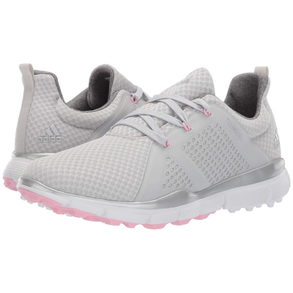 アディダス adidas Golf レディース シューズ・靴 スニーカー【Climacool Cage】Grey One/Silver Metallic/True Pink