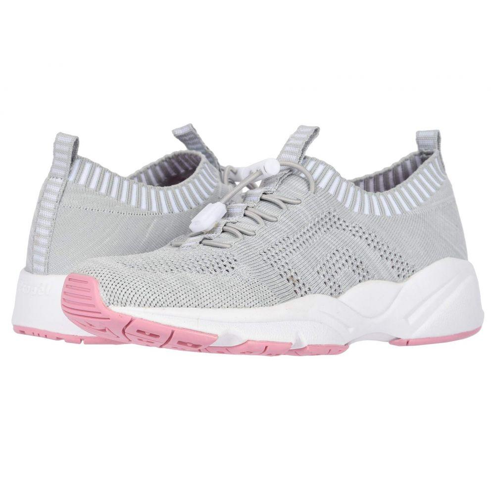プロペット Propet レディース シューズ・靴 スニーカー【Stability ST】Grey/Pink