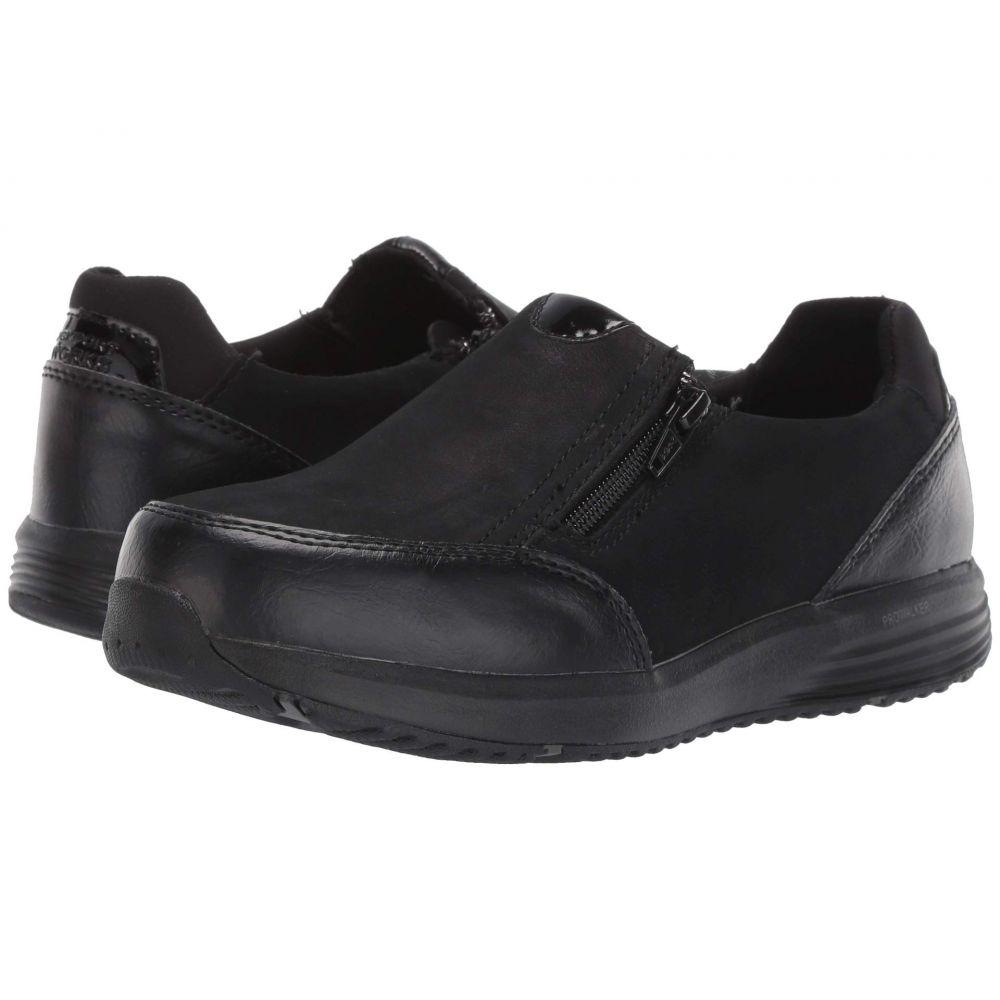 ロックポート Rockport Works レディース シューズ・靴 スニーカー【Trustride Work】Black