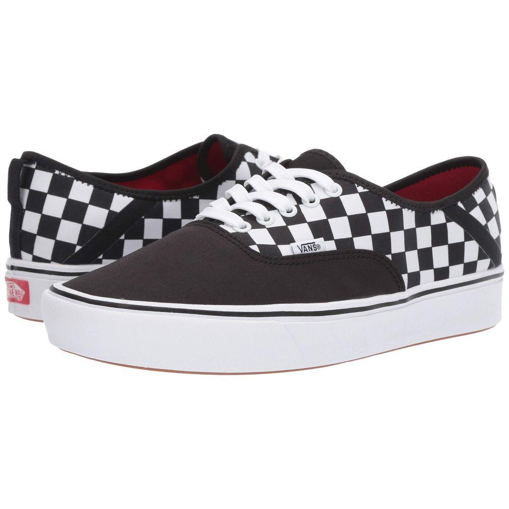 ヴァンズ Vans レディース シューズ・靴 スニーカー【ComfyCush Authentic SF】2 Tone) Black/Checkerboard