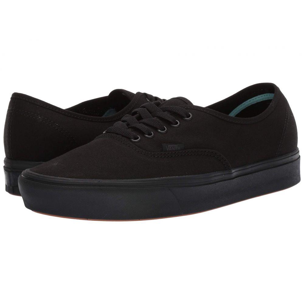 ヴァンズ Vans レディース シューズ・靴 スニーカー【ComfyCush Authentic】Black/Black