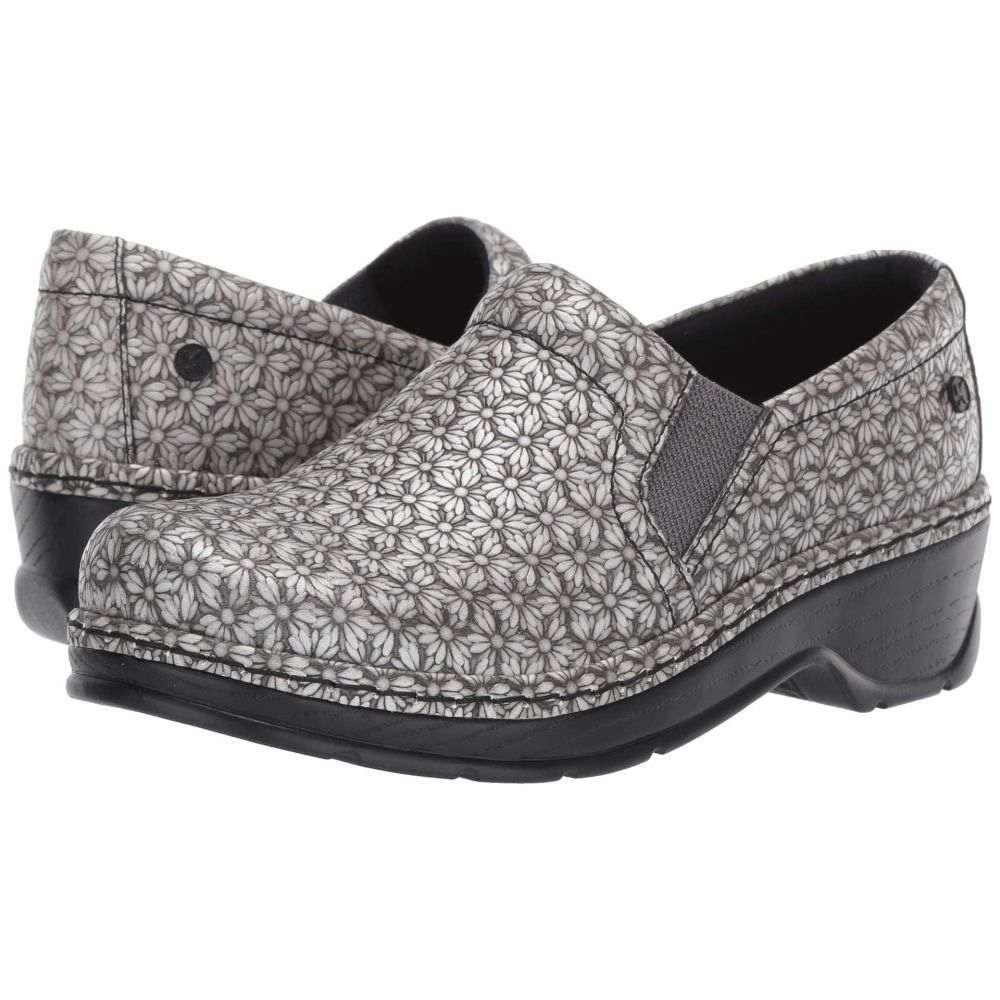 ケイログス Klogs Footwear レディース シューズ・靴【Naples】Silver Milli