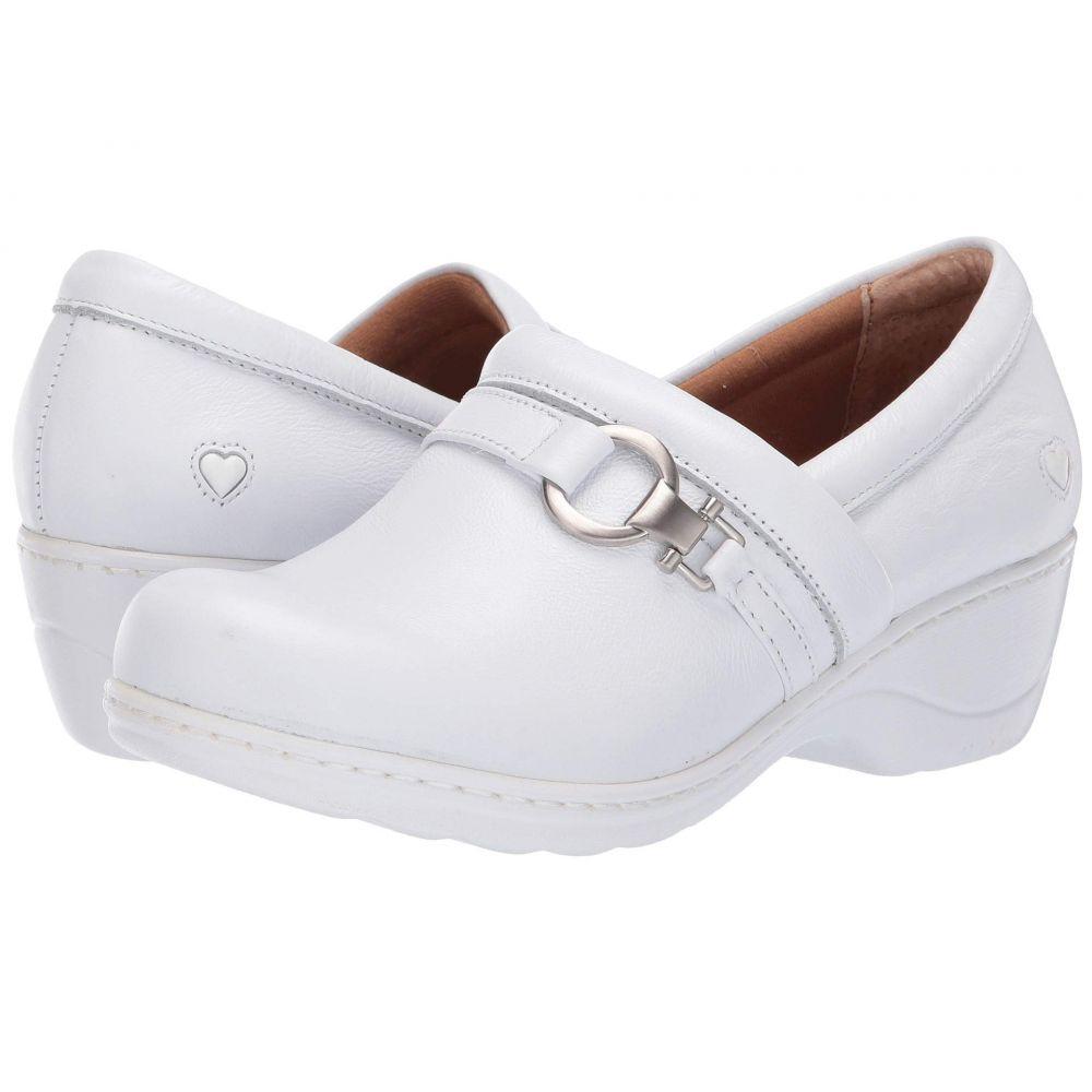 ナースメイト Nurse Mates レディース シューズ・靴【Kelsie】White