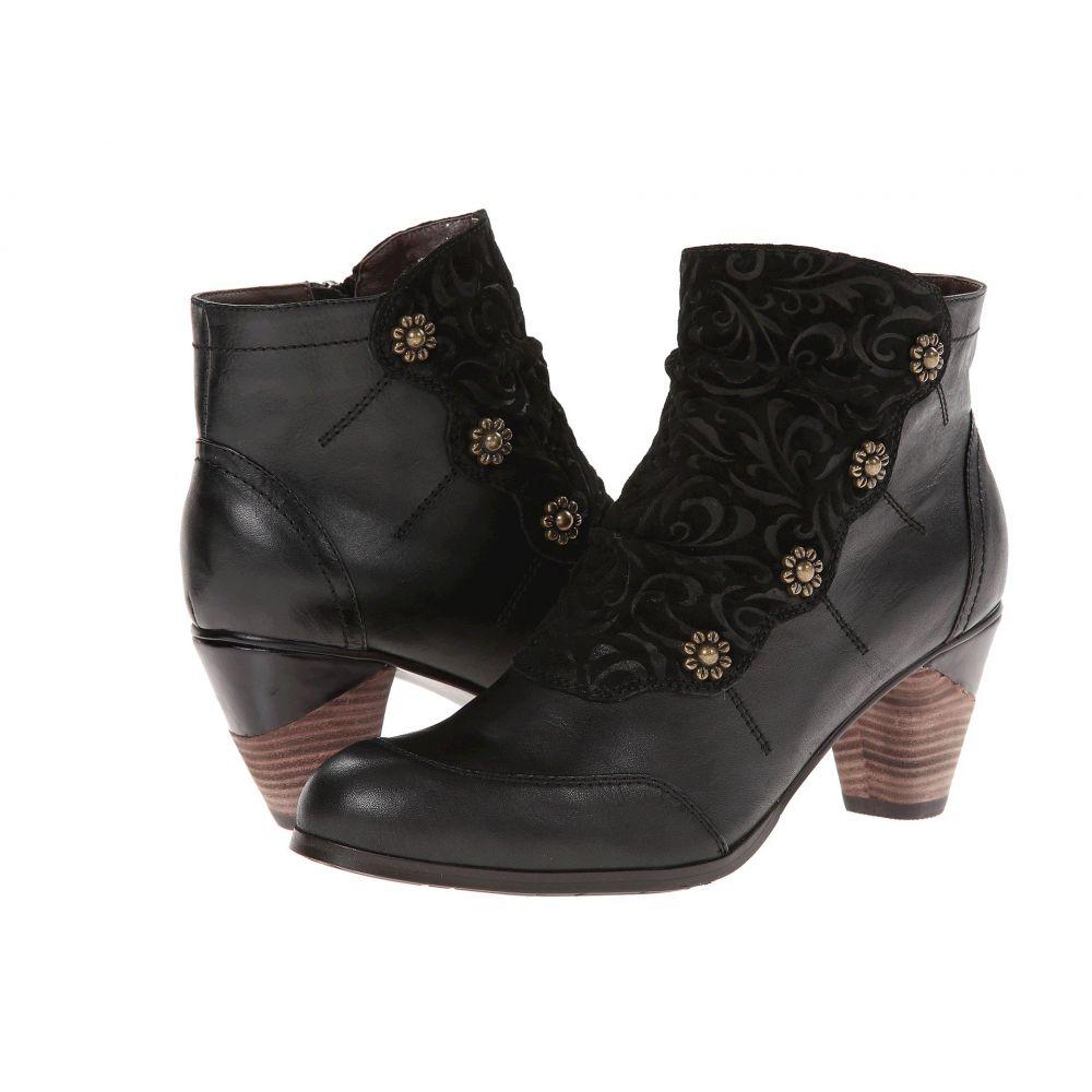 スプリングステップ L'Artiste by Spring Step レディース シューズ・靴 ブーツ【Belgard】Black