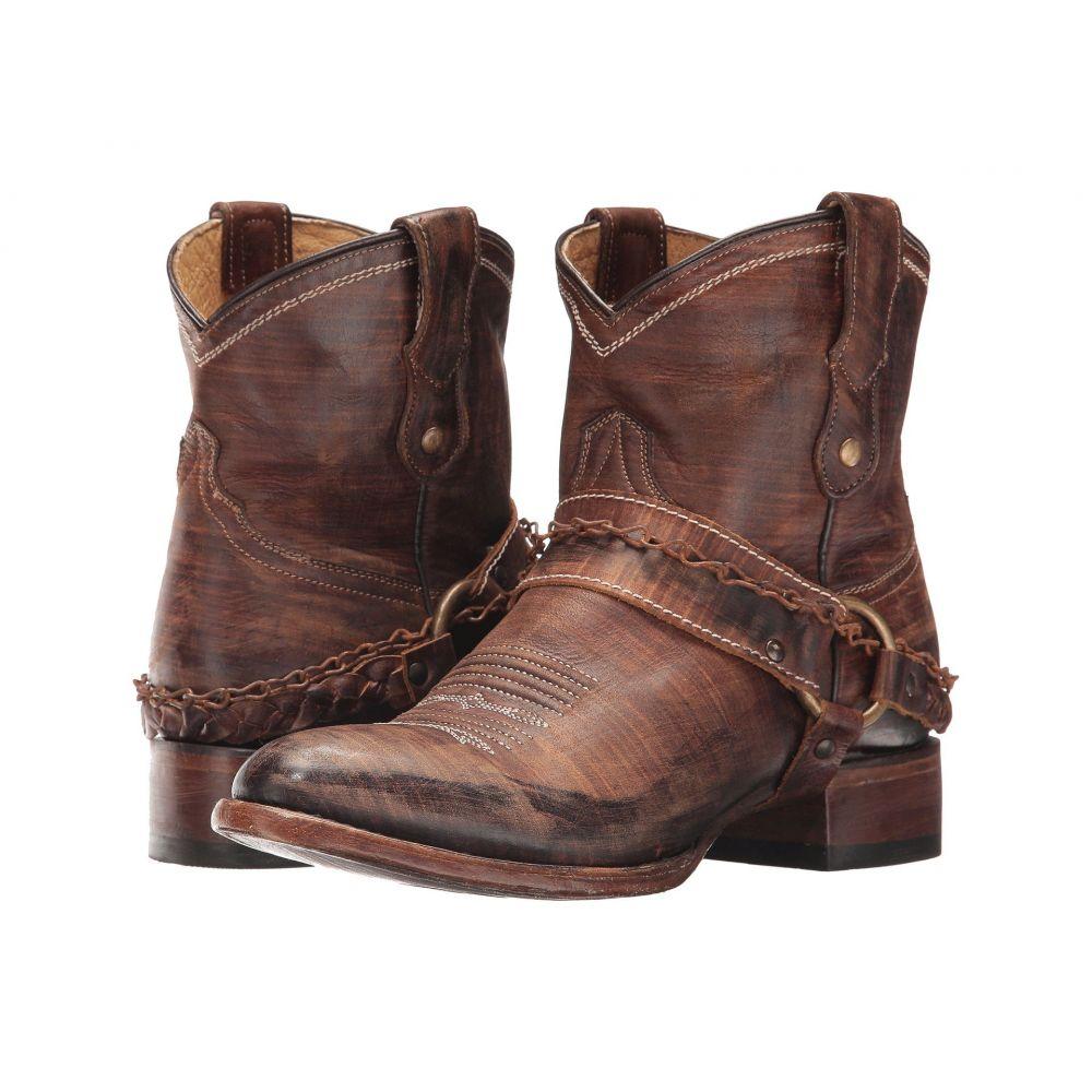 ローパー Roper レディース シューズ・靴 ブーツ【Selah】Brown Leather