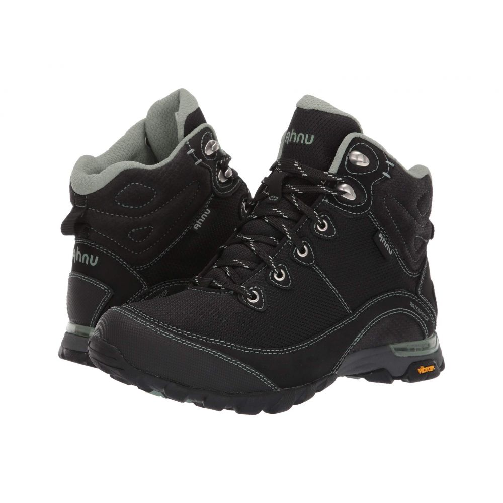 テバ Teva レディース シューズ・靴 ブーツ【Sugarpine II WP Boot Ripstop】Black/Green Bay