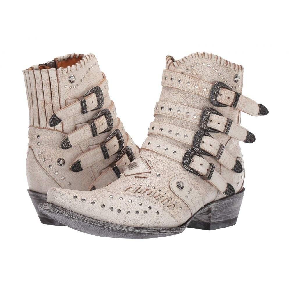 オールド グリンゴ Old Gringo レディース シューズ・靴 ブーツ【Jaylen】White