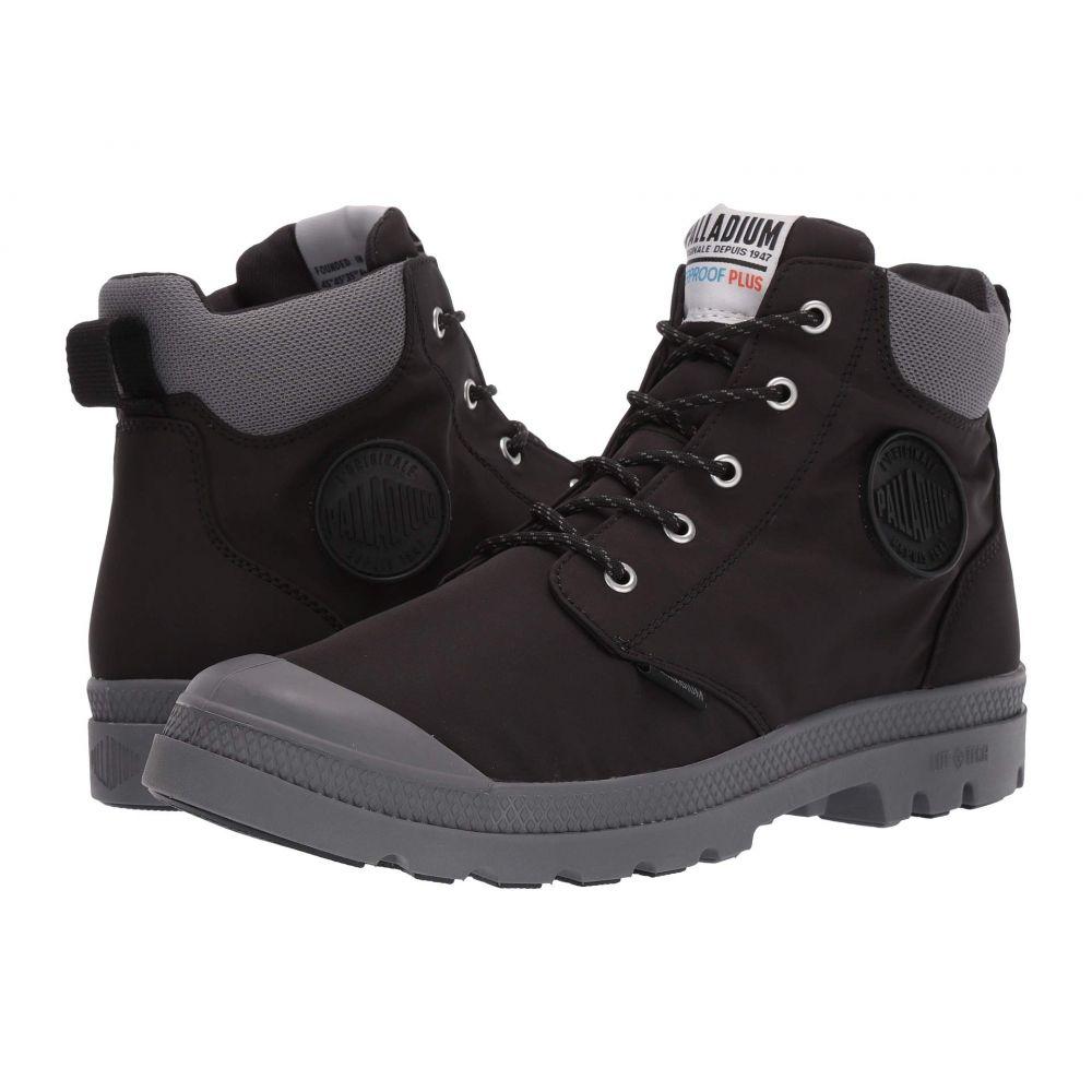 パラディウム Palladium レディース シューズ・靴 ブーツ【Pampa Lite Cuff WP】Black