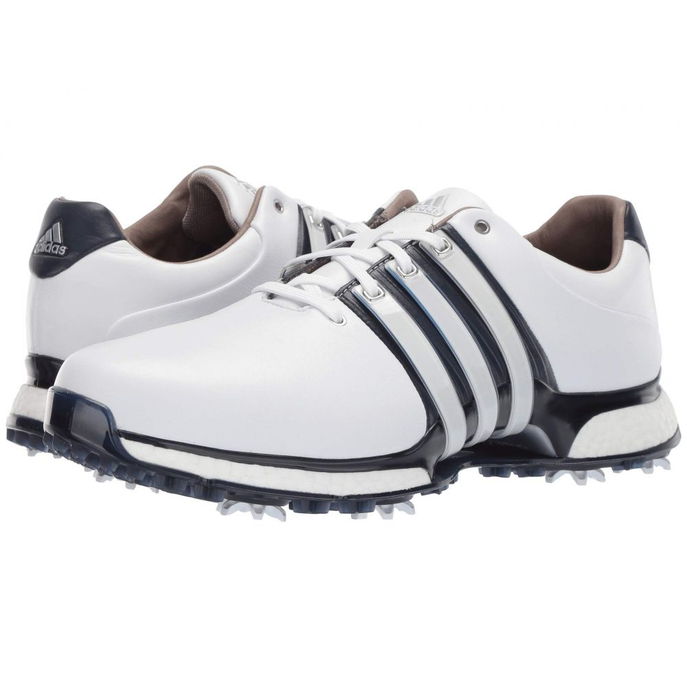 アディダス adidas Golf メンズ シューズ・靴 スニーカー【Tour360 XT】Footwear White/Collegiate Navy/Silver Metallic