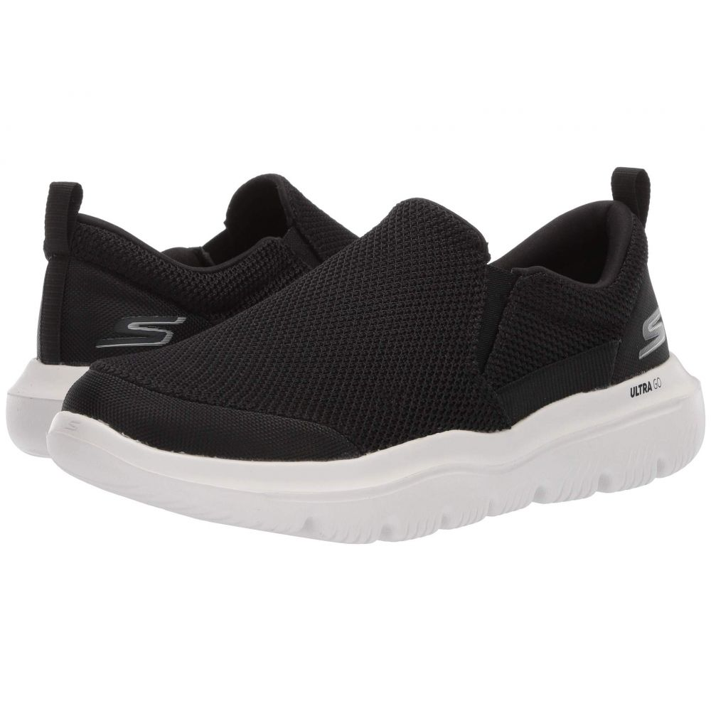 スケッチャーズ SKECHERS Performance メンズ シューズ・靴 スニーカー【Go Walk Evolution Ultra - Impeccable】Black/White