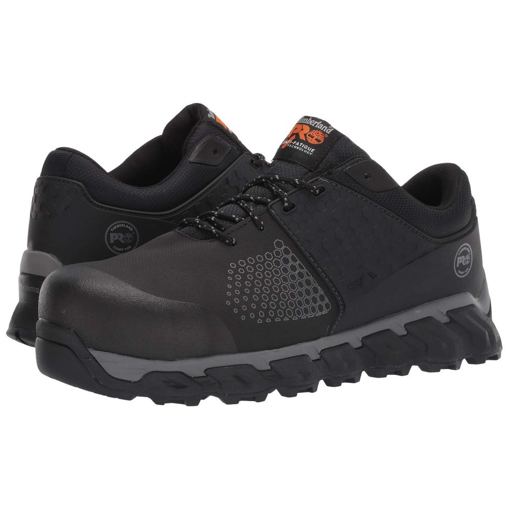 ティンバーランド Timberland PRO メンズ シューズ・靴 スニーカー【Ridgework Composite Safety Toe Oxford】Black Ever-Guard(TM) Leather