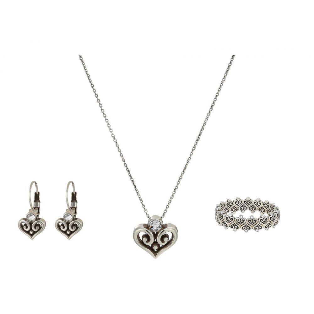 ブライトン Brighton レディース ジュエリー・アクセサリー【Gifts From The Heart - Alcazar Collection】Crystal
