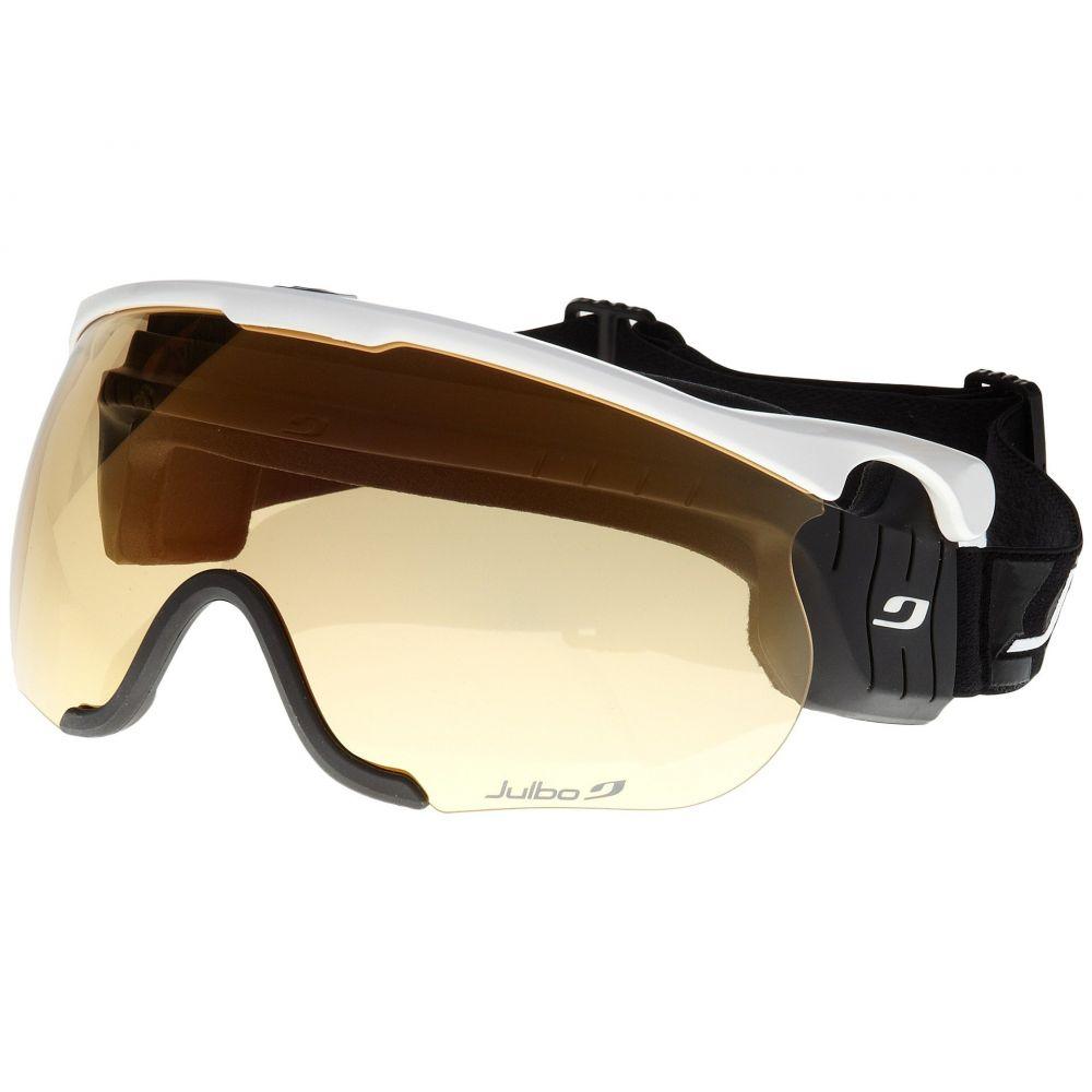 ジュルボ Julbo Eyewear Eyewear レディース ゴーグル レディース【Sniper L L】White/Black】White/Black Zebra Lens, 柳井市:12672c55 --- ww.thecollagist.com