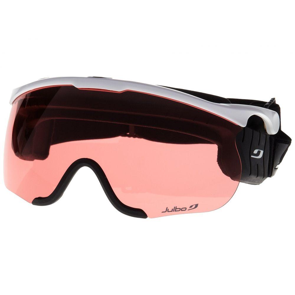 【当店一番人気】 ジュルボ Julbo Eyewear レディース Eyewear ゴーグル【Sniper L】White/Black L】White ジュルボ/Black, 京都きものづくり:e036f0f8 --- nba23.xyz