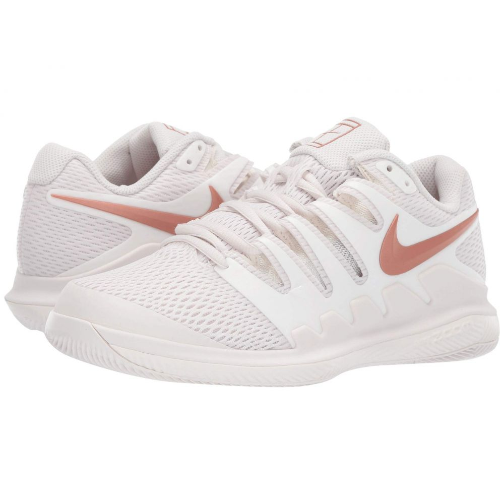 ナイキ Nike レディース テニス シューズ・靴【Air Zoom Vapor X】Phantom/Metallic Rose Gold/Rose Gold