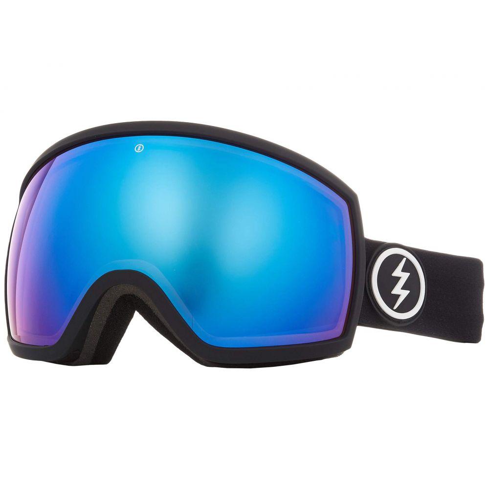 エレクトリック Electric Eyewear レディース ゴーグル【EGG】Matte Black Brose/Blue Chrome