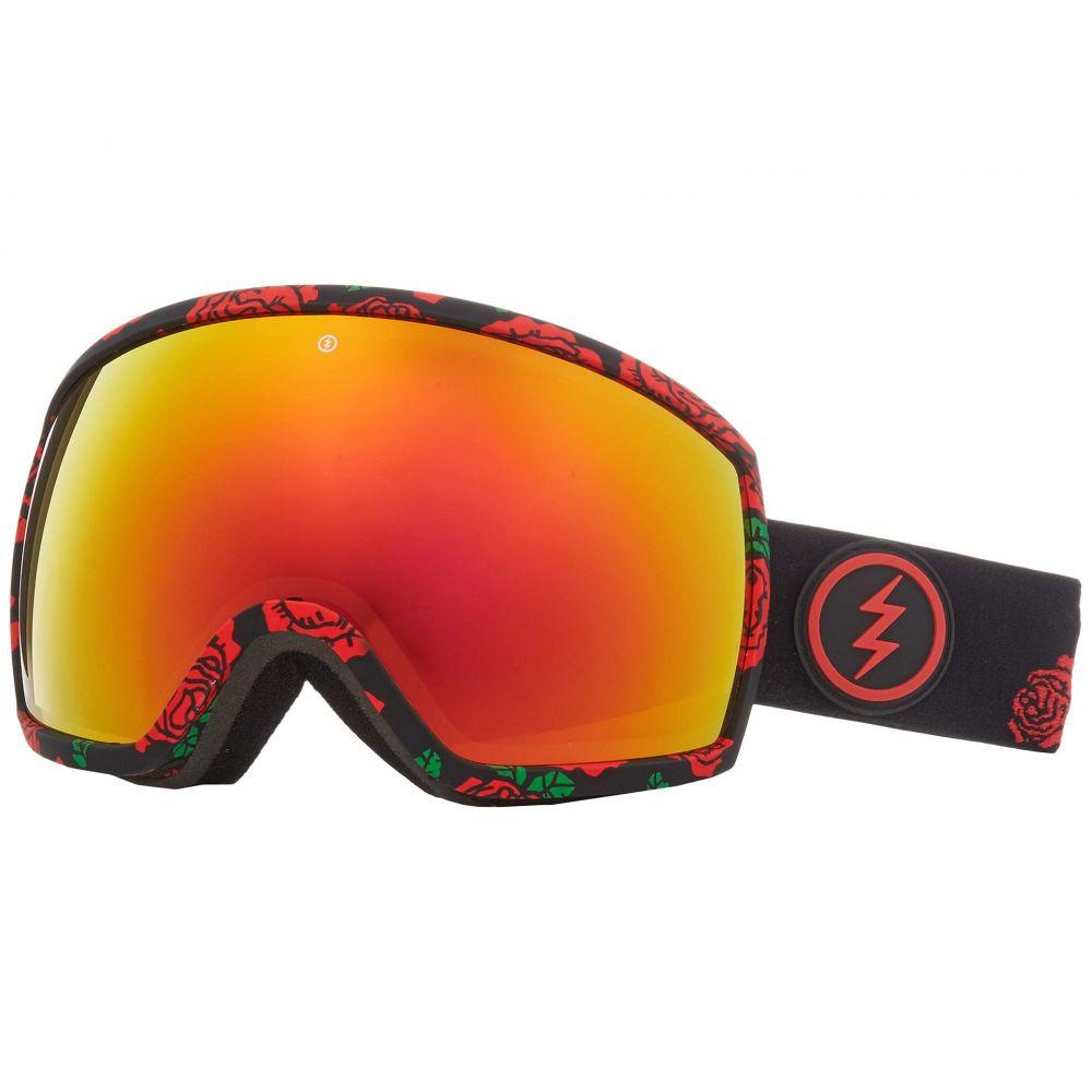 エレクトリック Electric Eyewear レディース ゴーグル【EGG】Rosa Brose/Red Chrome