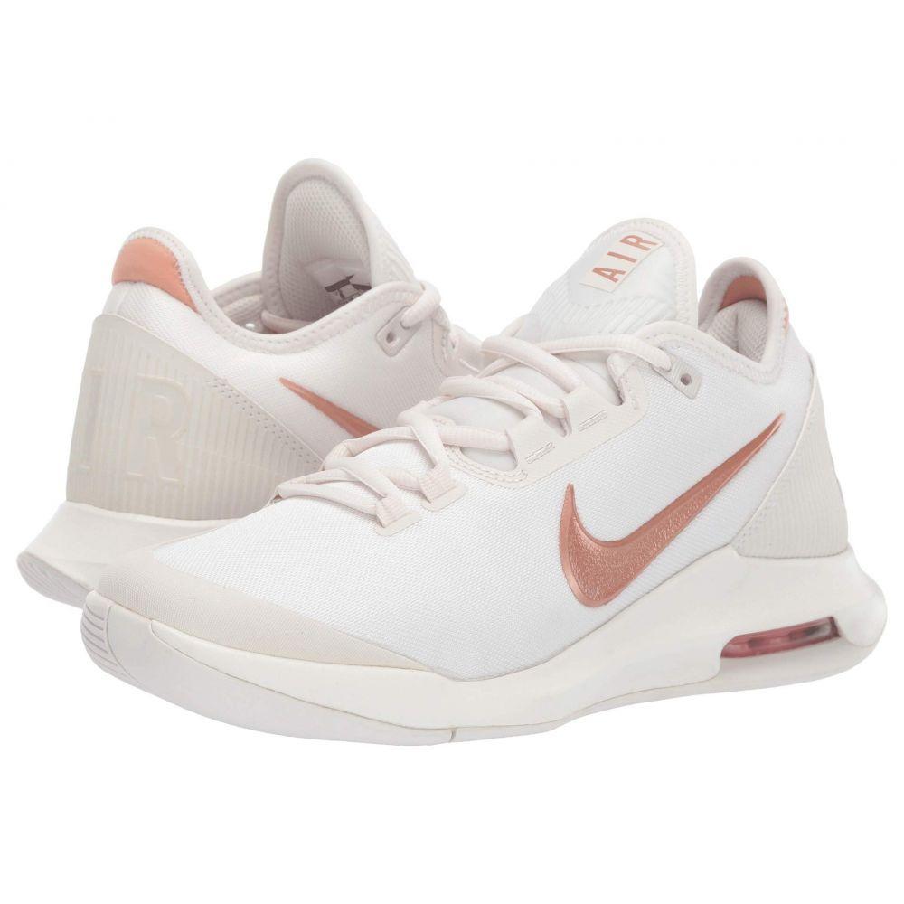 ナイキ Nike レディース テニス シューズ・靴【Air Max Wildcard】Phantom/Metallic Red Bronze/Phantom