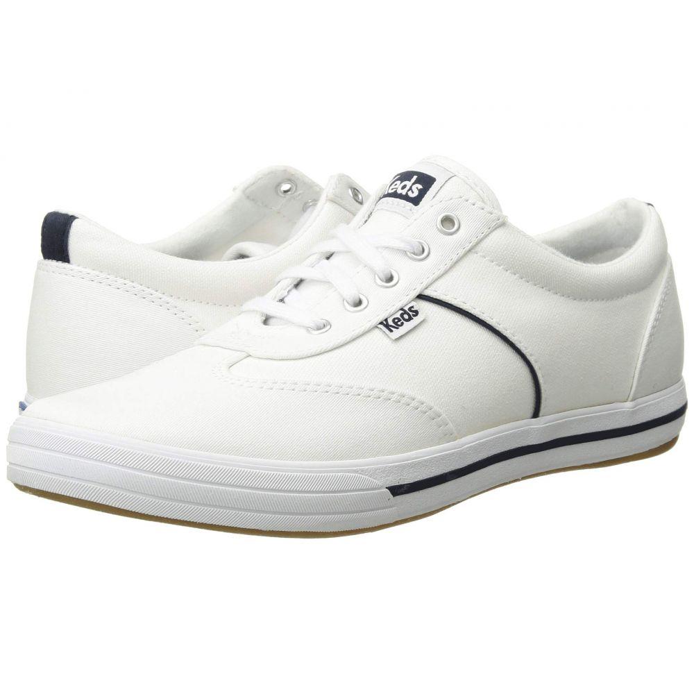 ケッズ Keds レディース テニス シューズ・靴【Courty Twill】White