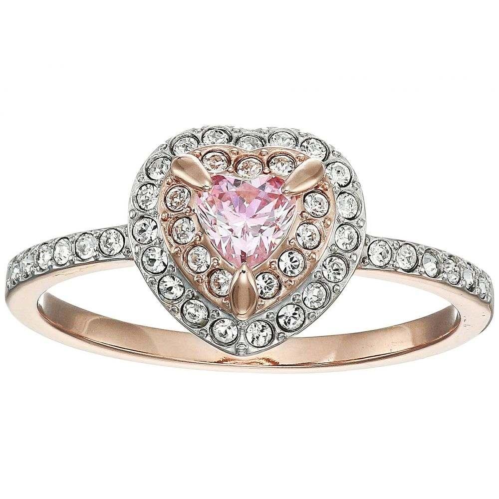 スワロフスキー Swarovski レディース ジュエリー・アクセサリー 指輪・リング【One Ring】Pink