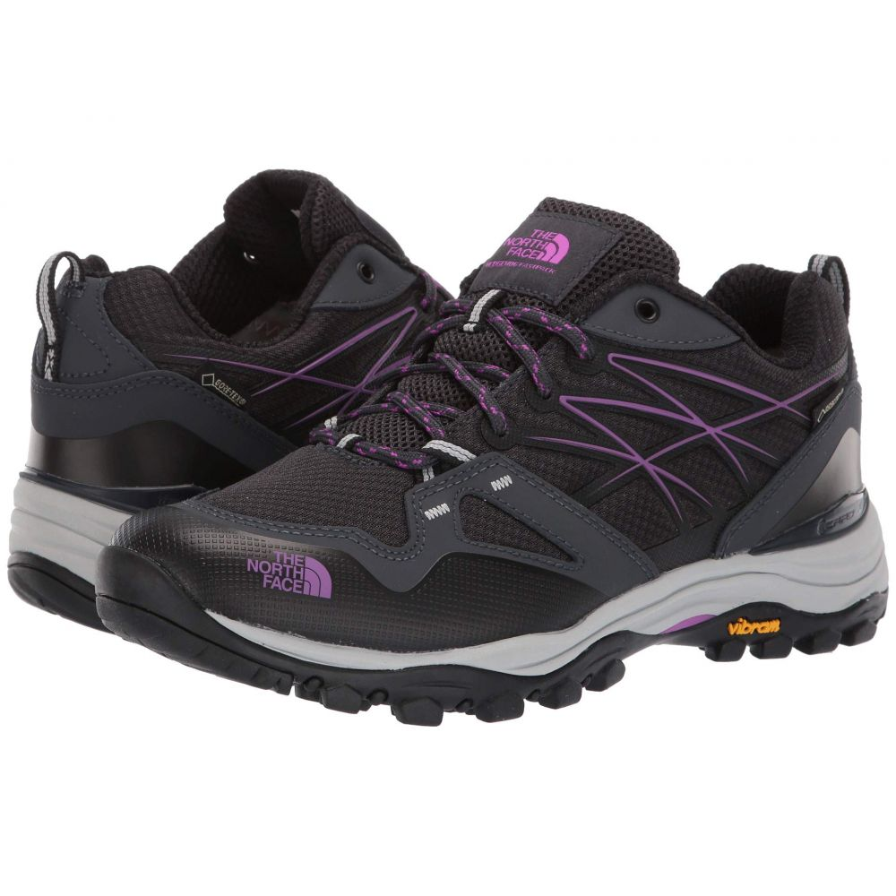ザ GTX】Ebony ノースフェイス The The Flower North Face レディース ハイキング・登山 シューズ・靴【Hedgehog Fastpack GTX】Ebony Grey/Purple Cactus Flower, 2019年新作:69f0d8e2 --- luzernecountybrewers.com