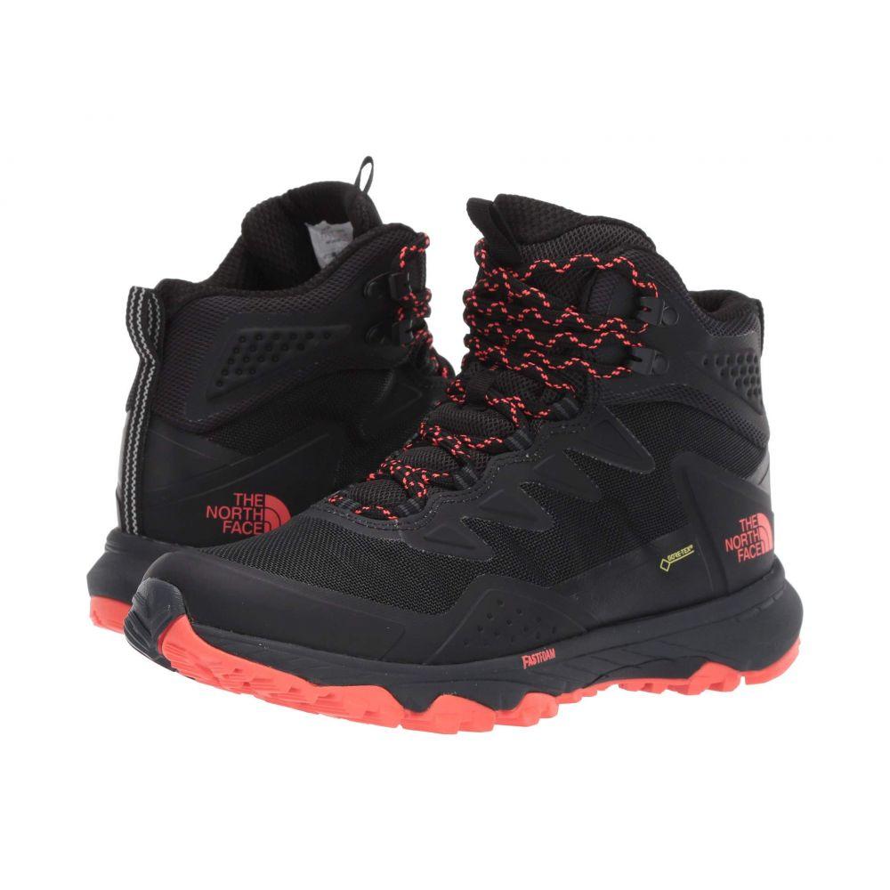 ザ ノースフェイス The North Face レディース ハイキング・登山 シューズ・靴【Ultra Fastpack III Mid GTX】TNF Black/Fiery Coral