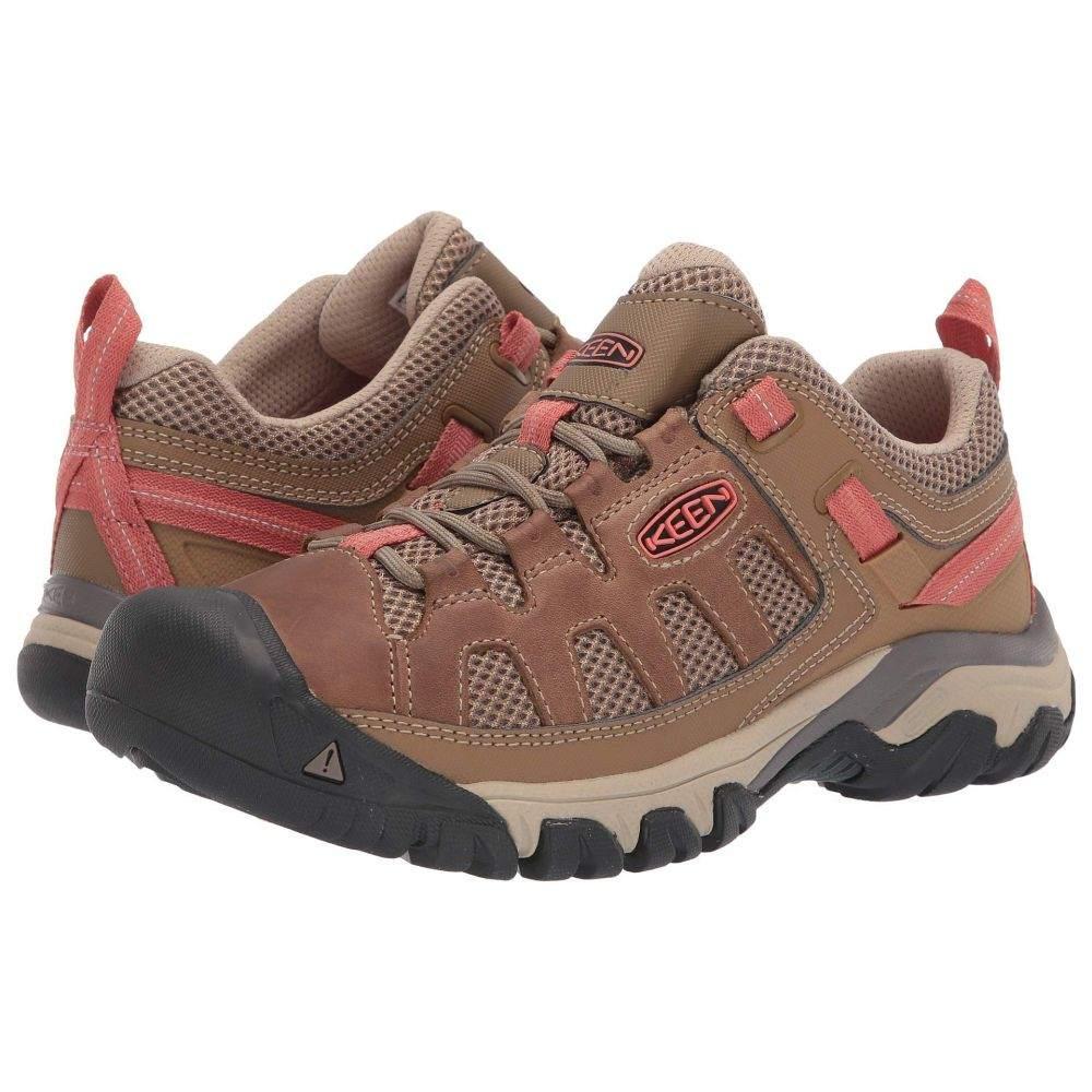 キーン Keen レディース ハイキング・登山 シューズ・靴【Targhee Vent】Sandy/Cornstalk