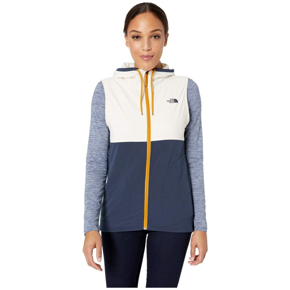 ザ ノースフェイス The North Face レディース トップス ベスト・ジレ【Mountain Sweatshirt Vest】Urban Navy Multi