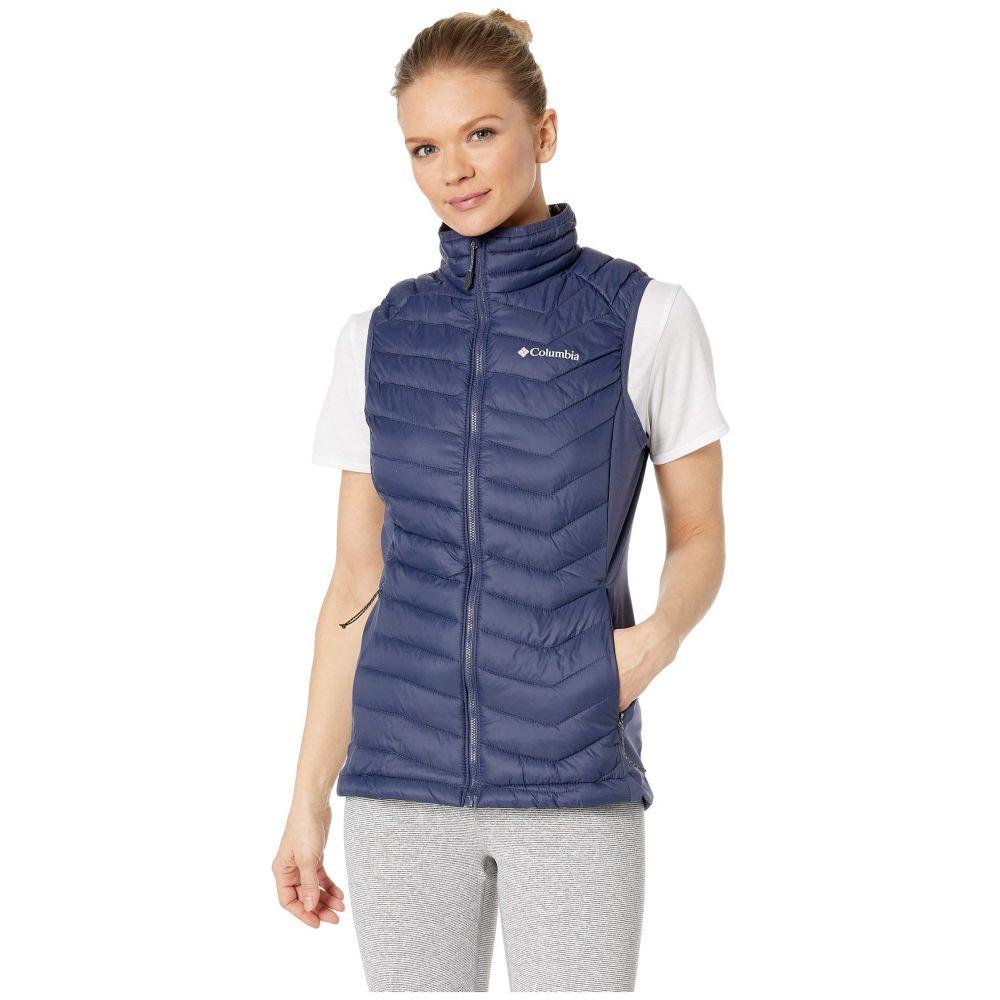コロンビア Columbia レディース トップス ベスト・ジレ【Powder Pass(TM) Vest】Nocturnal