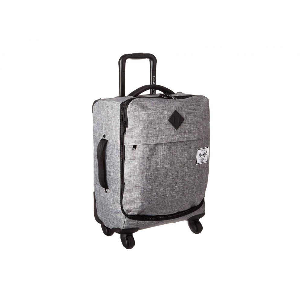 ハーシェル サプライ Herschel Supply Co. レディース バッグ スーツケース・キャリーバッグ【Highland Carry-On】Raven Crosshatch