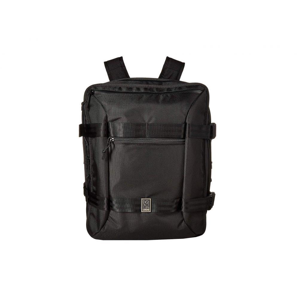 クローム インダストリーズ Chrome レディース バッグ バックパック・リュック【Travel Pack】All Black