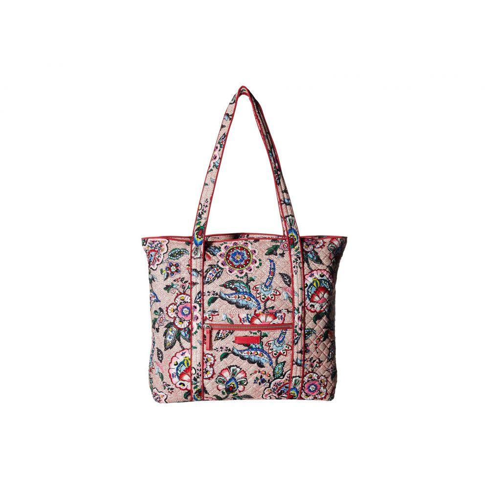 ヴェラ ブラッドリー Vera Bradley レディース バッグ トートバッグ【Iconic Vera Tote】Stitched Flowers