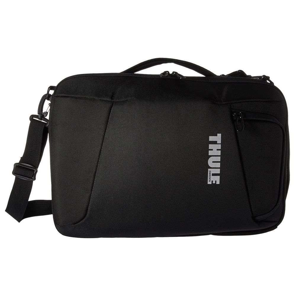 スーリー Thule レディース バッグ パソコンバッグ【Accent Convertible Laptop Bag 15.6'】Black