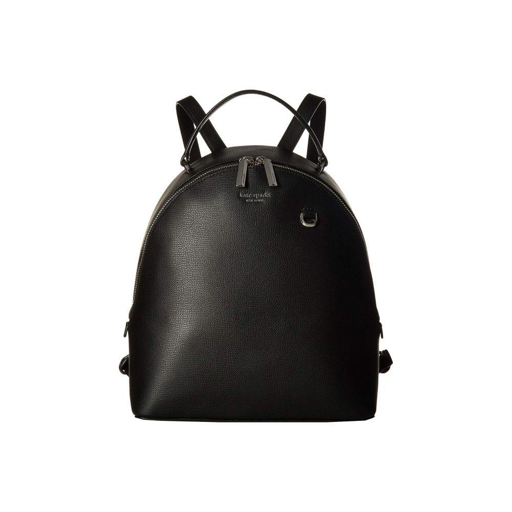 ケイト スペード Kate Spade New York レディース バッグ バックパック・リュック【Sylvia Medium Backpack】Black