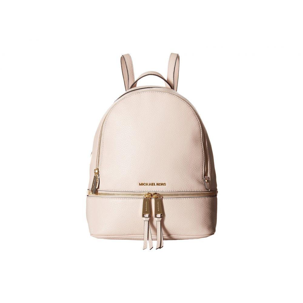 マイケル コース MICHAEL Michael Kors レディース バッグ バックパック・リュック【Rhea Zip Medium Backpack】Soft Pink