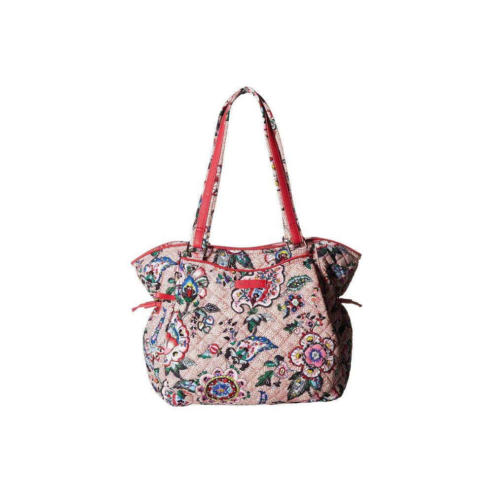 ヴェラ ブラッドリー Vera Bradley レディース バッグ ハンドバッグ【Iconic Glenna Satchel】Stitched Flowers