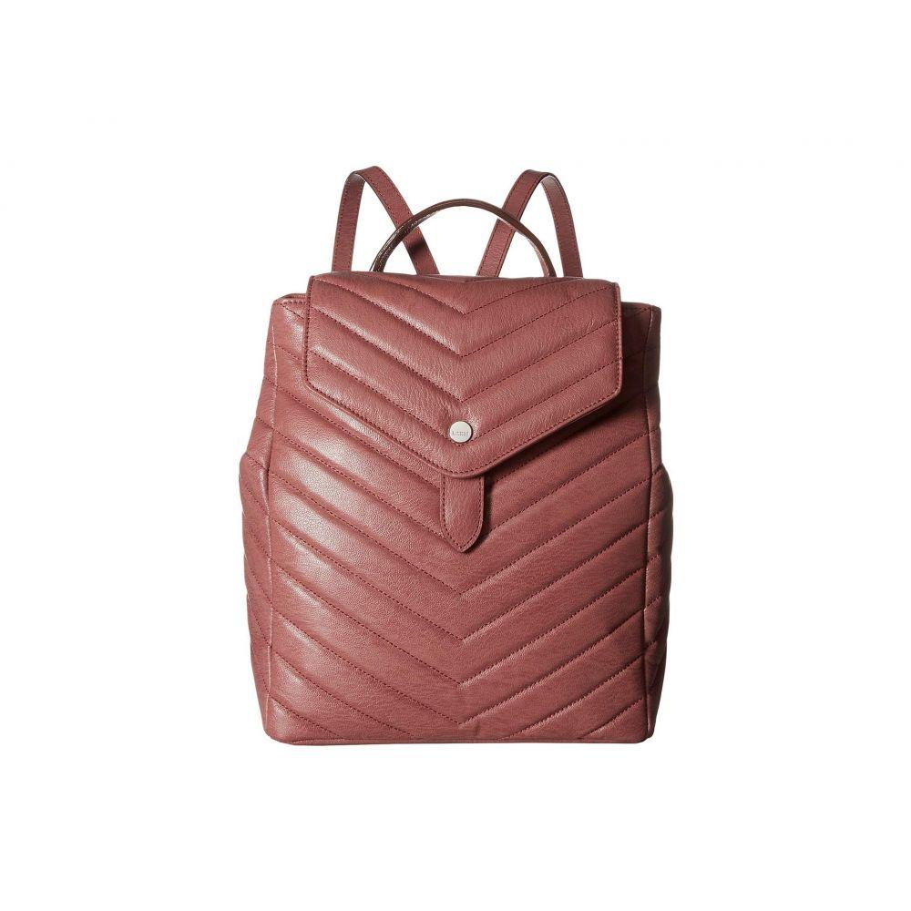 ロディス アクセサリー Lodis Accessories レディース バッグ バックパック・リュック【Carmel Hermione Small Backpack】Rosewood
