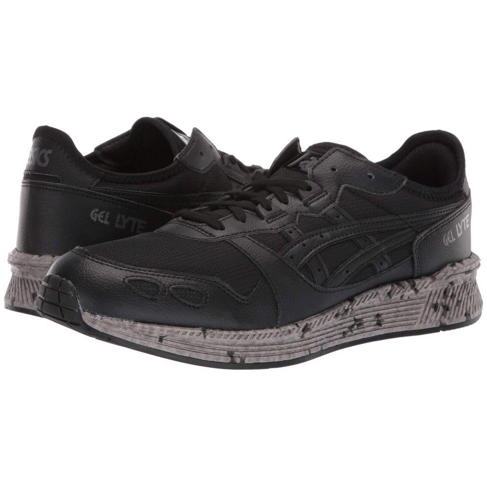 アシックス ASICS Tiger メンズ シューズ・靴 スニーカー【Hypergel-Lyte】Black/Black