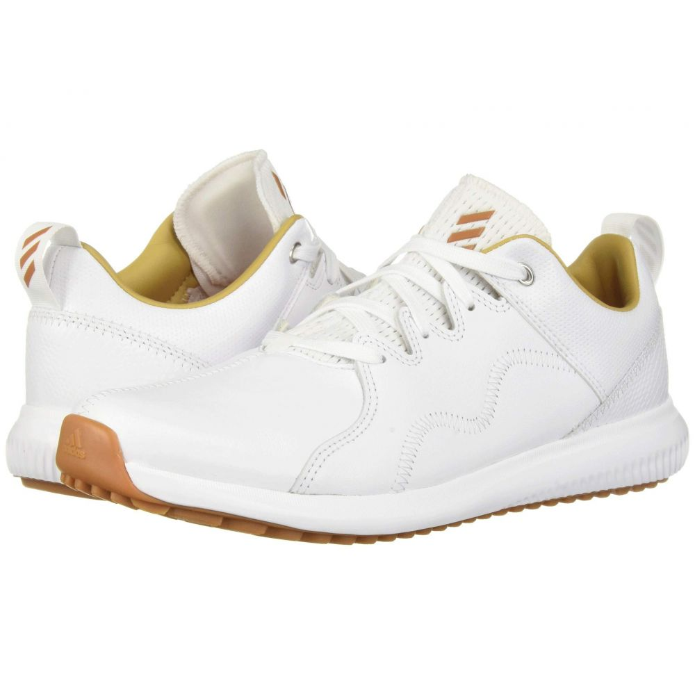アディダス adidas Golf メンズ シューズ・靴 スニーカー【Adicross PPF】Footwear White/Gum/Footwear White