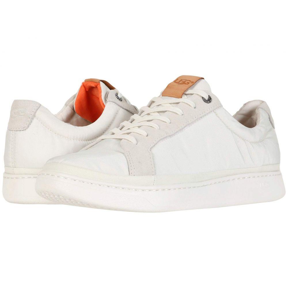 アグ UGG メンズ シューズ・靴 スニーカー【Cali Sneaker Low MLT】Vaporous Grey