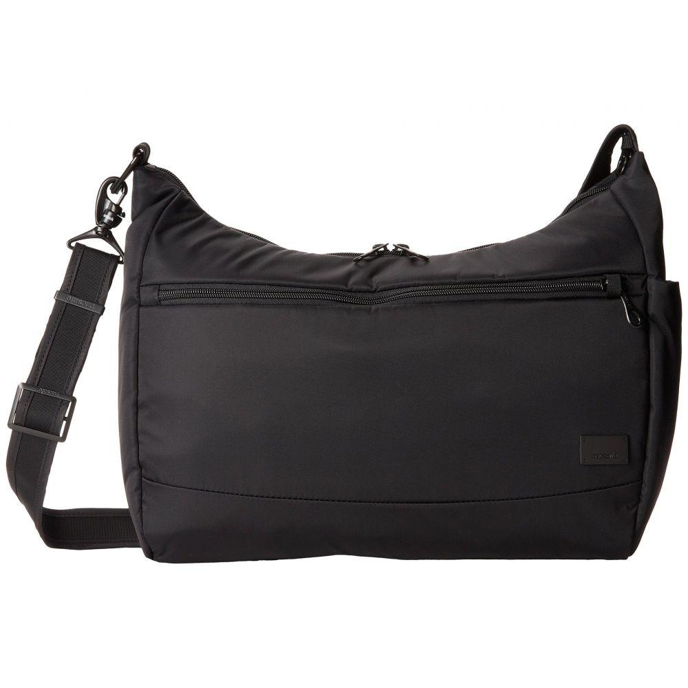 パックセイフ Pacsafe レディース バッグ ハンドバッグ レディース パックセイフ【Citysafe CS200 Pacsafe Anti-Theft Handbag】Black, ヤツカグン:54595d6c --- sunward.msk.ru