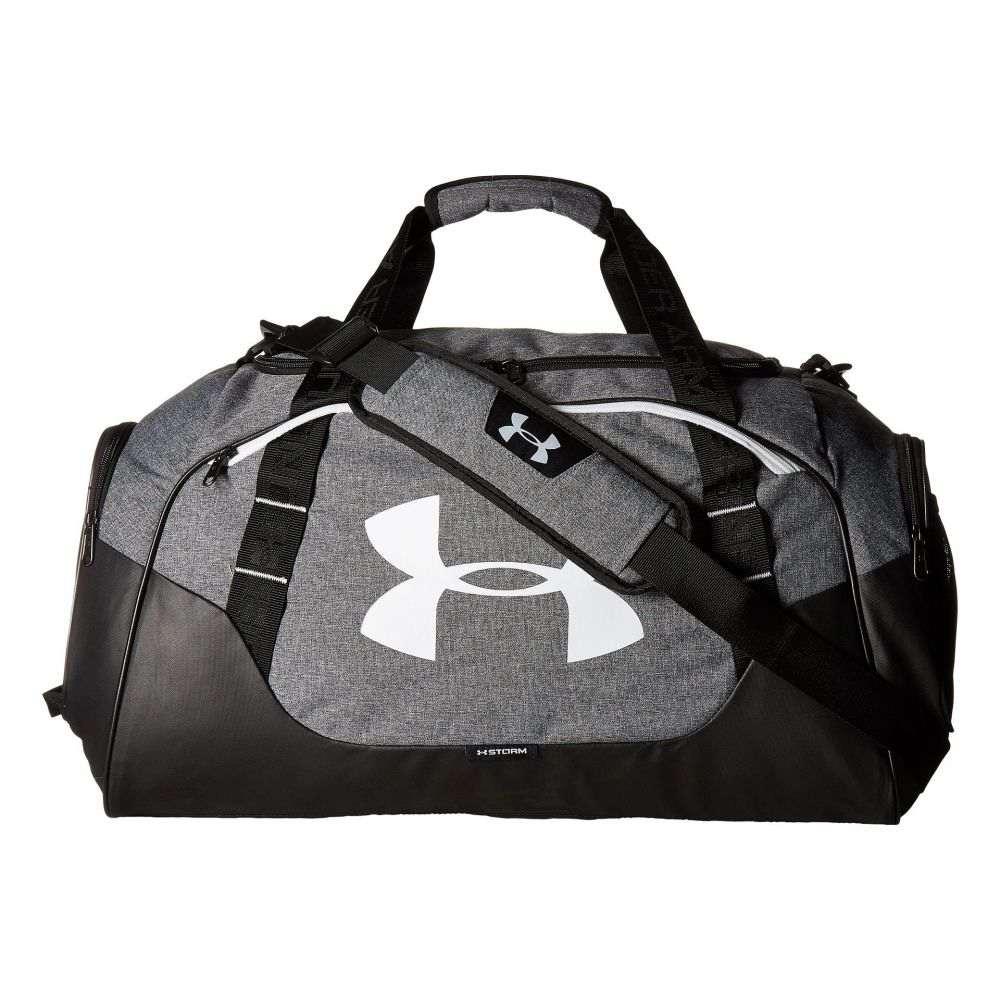 アンダーアーマー Under Armour レディース バッグ ボストンバッグ・ダッフルバッグ【UA Undeniable Duffel 3.0 MD】Graphite/Black/White