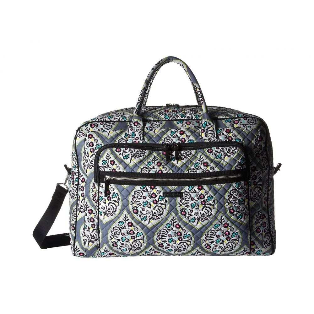 ヴェラ ブラッドリー Vera Bradley レディース バッグ ボストンバッグ・ダッフルバッグ【Iconic Grand Weekender Travel Bag】Heritage Leaf