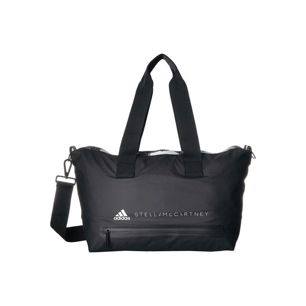 アディダス adidas by Stella McCartney レディース バッグ ボストンバッグ・ダッフルバッグ【Small Studio Bag】Black/White