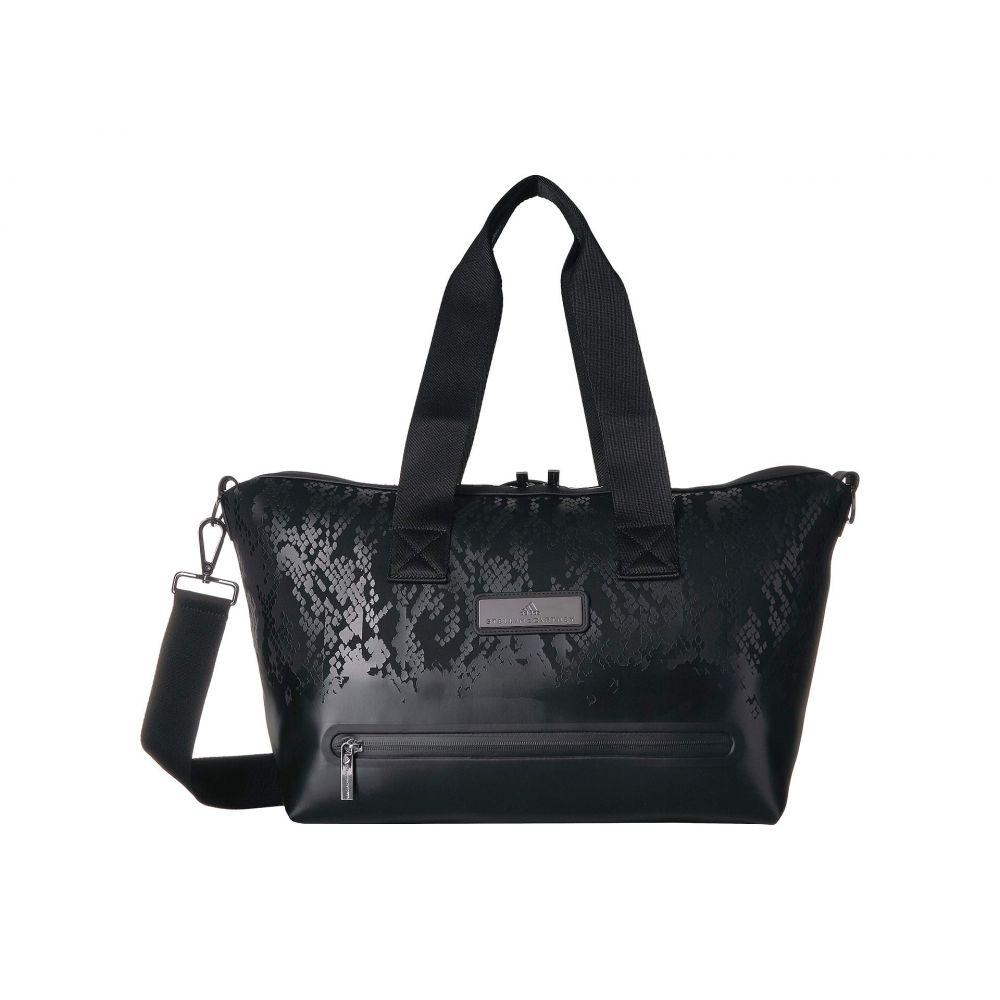 アディダス adidas by Stella McCartney レディース バッグ ボストンバッグ・ダッフルバッグ【Small Studio Bag】Black