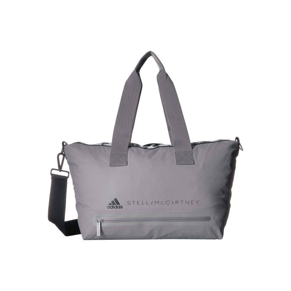 アディダス adidas by Stella McCartney レディース バッグ ボストンバッグ・ダッフルバッグ【Small Studio Bag】Charcoal Solid Grey/Black/White
