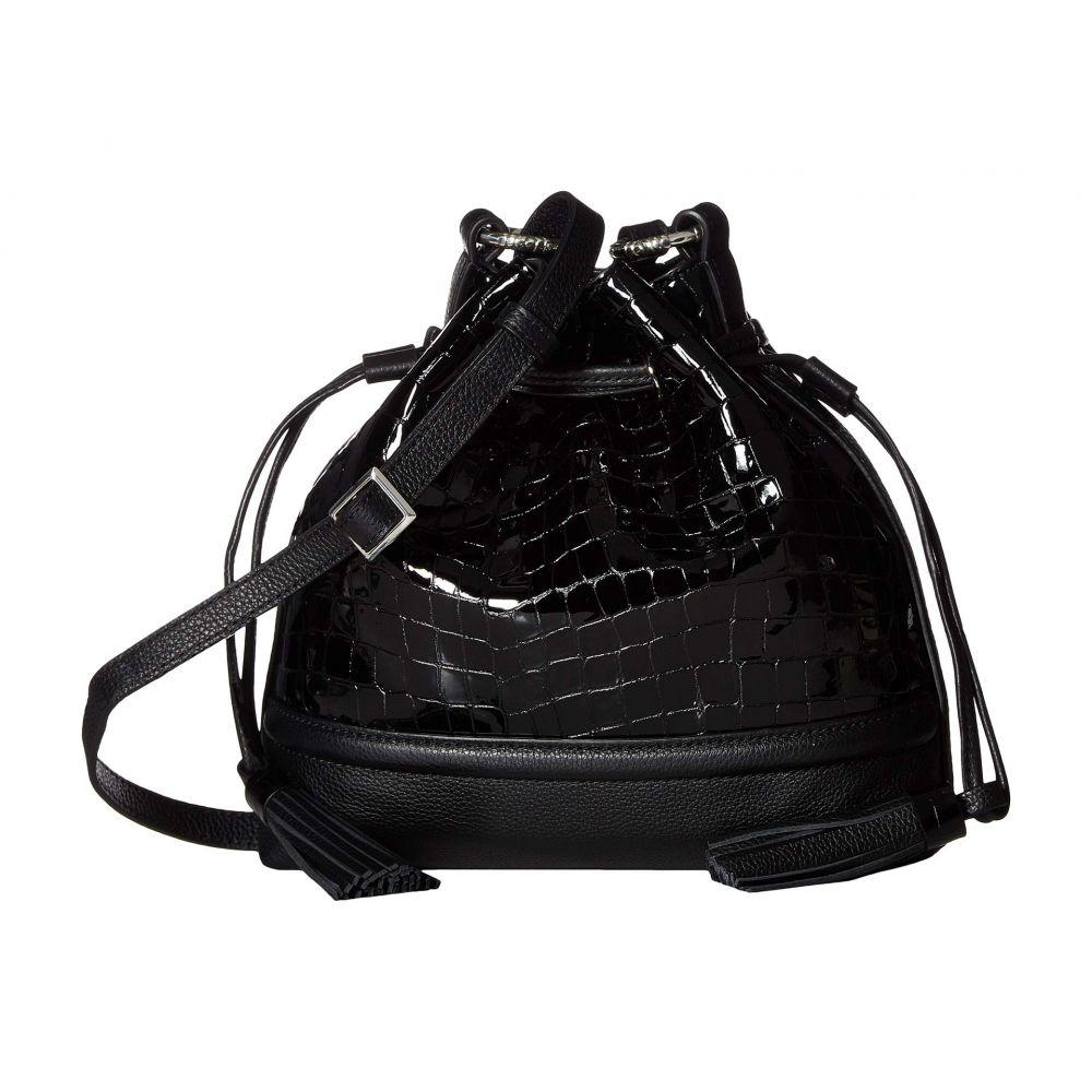 ブライトン Brighton Brighton レディース バッグ ハンドバッグ【Christa バッグ Small ブライトン Bucket Bag】Black, サドシ:b9f334e6 --- koreandrama.store
